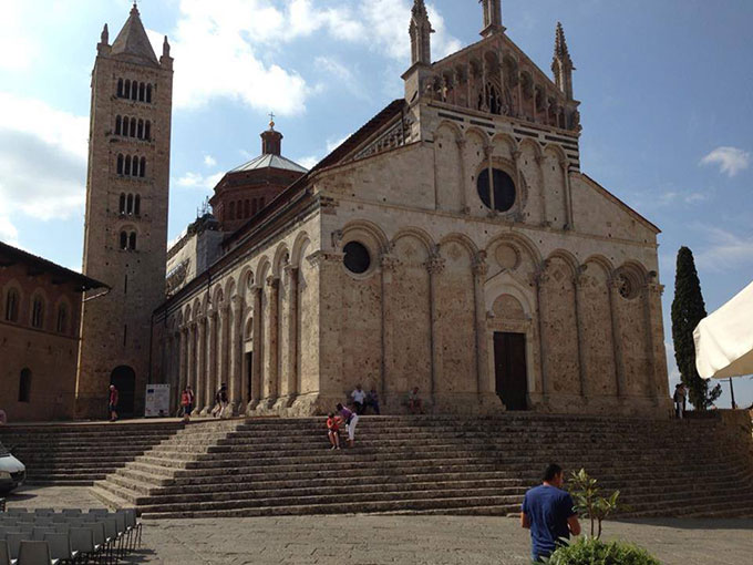 Massa Marittima, Photo By Nadia Pesce