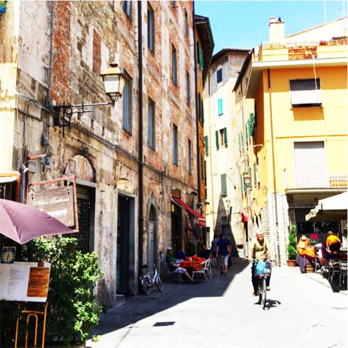 Pisa, Photo By ABBAKER