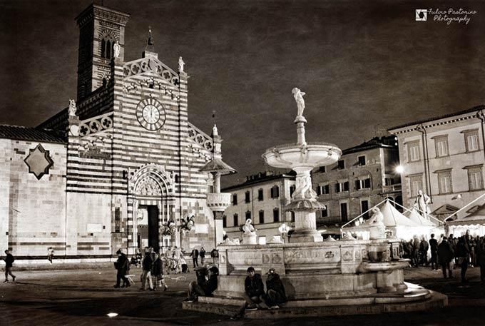 Prato Piazza Duomo Di Fulvio Zampi Pastorino