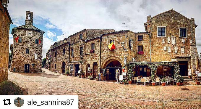 Sovana, Photo By Ale Sannina