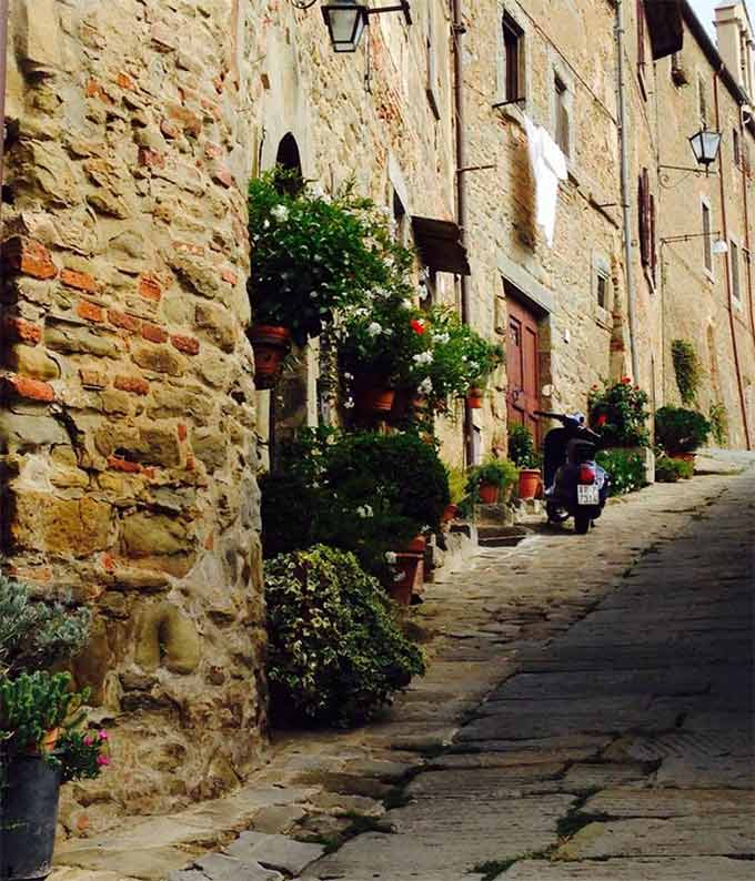 Cortona, Photo By ALICE COMUNELLI