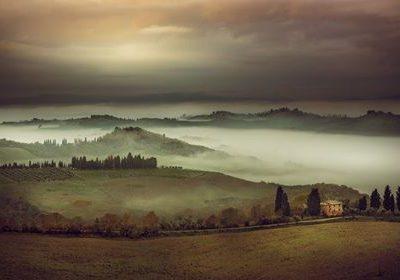Asciano, Foto Di FLORIN ANTOCHI