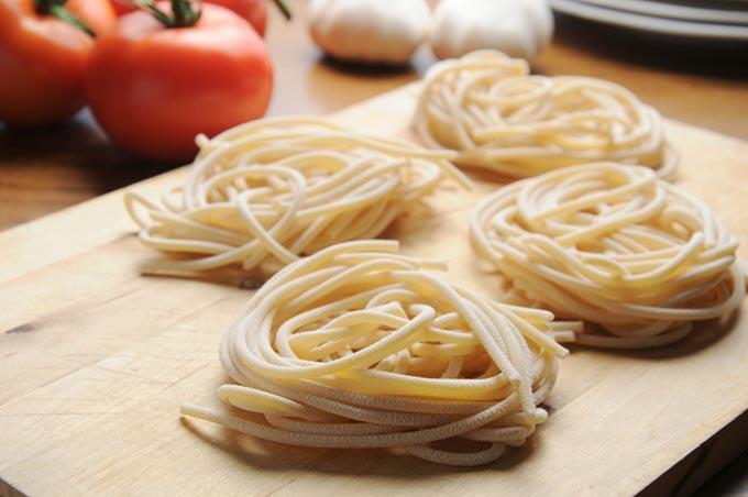 Pasta Toscana, Con Grani Lavorati In Toscana