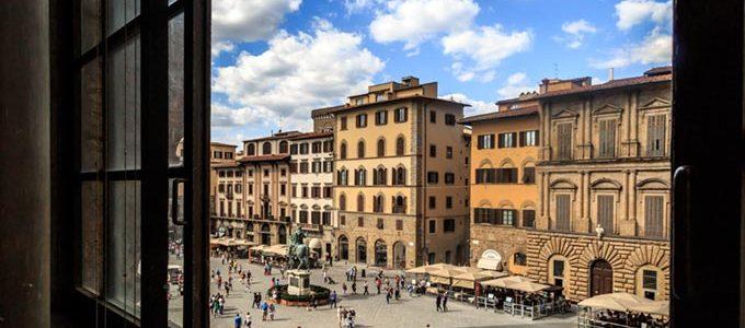 Firenze: Piazza Della Signoria
