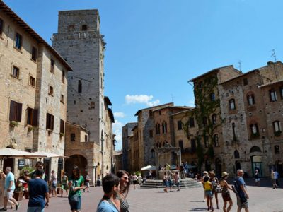 San Gimignano, Photo By JUAN CARLOS ROMAN CARRASCO