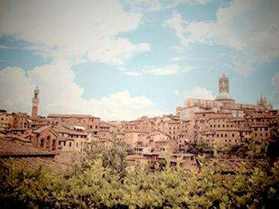 San Gimignano, Foto Di KARINE VINTEVOGEL