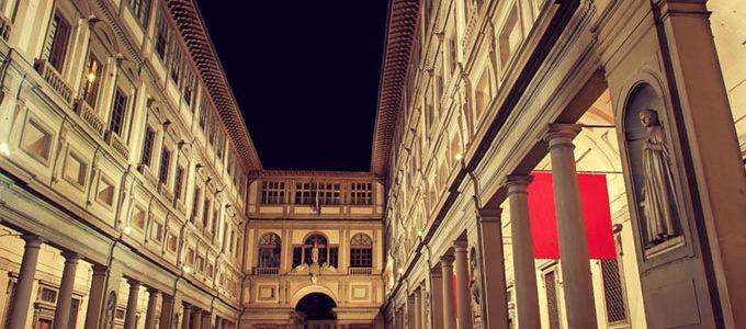 Uffizi: La Galleria D'arte
