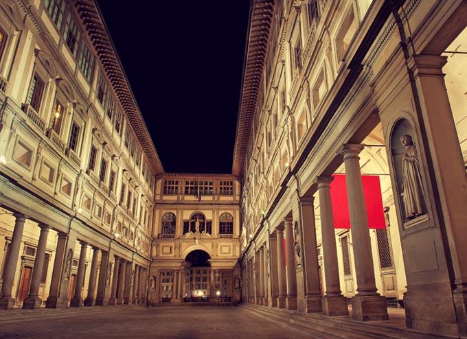 Uffizi-la-Galleria