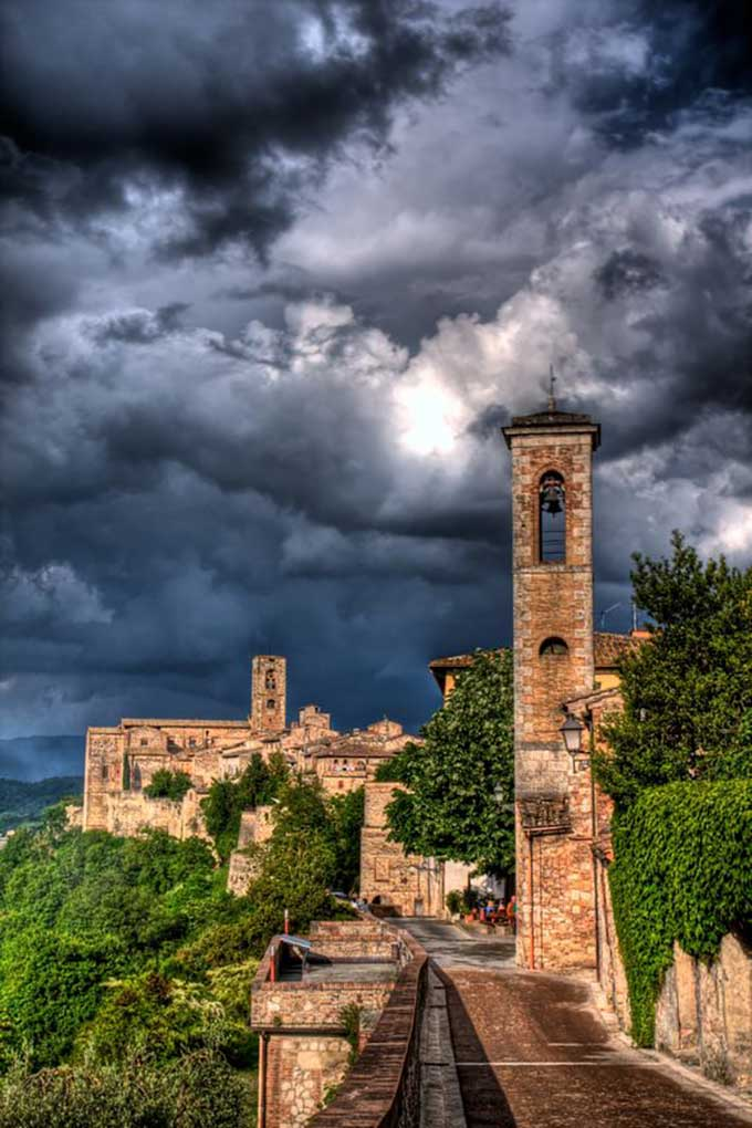 Montalcino, Photo By CYCLE