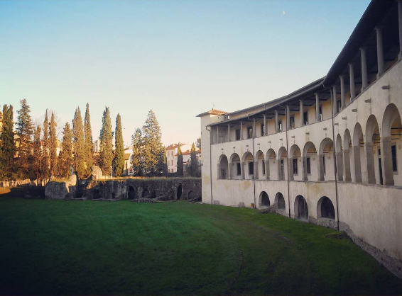 Anfiteatro romano di Arezzo di Ciacchino