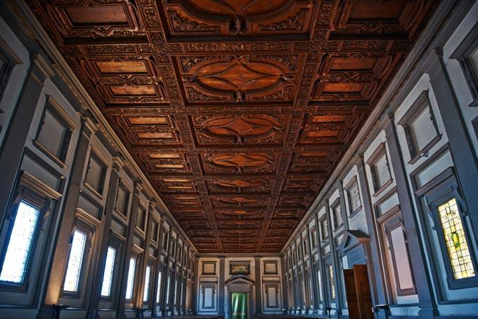 Biblioteca-Medicea-Laurenziana-Firenze