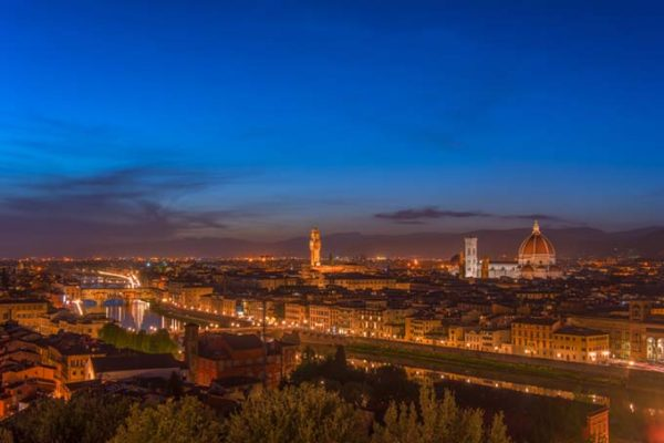 Piazzale Michelangelo, Firenze