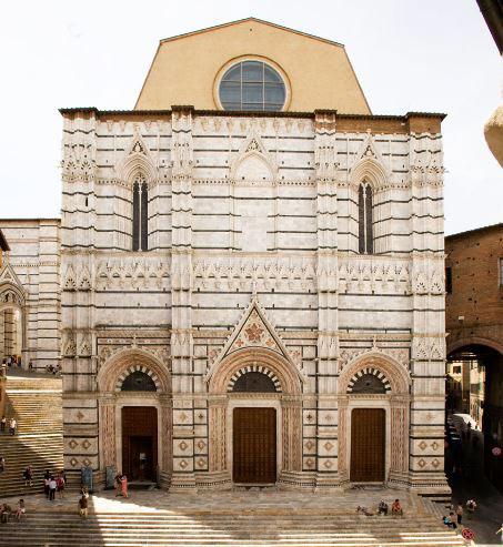 Battistero Di San Giovanni, Siena