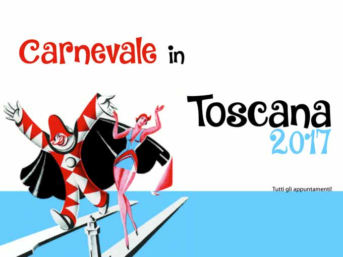 Speciale Carnevale In Toscana 2017
