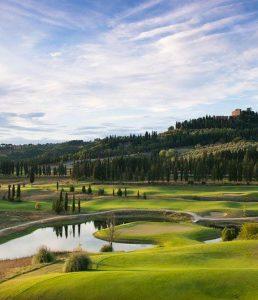 L'esclusivo Golf Club di Castelfalfi