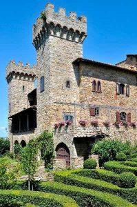 Visita il Castello di Panzano nel Chianti!