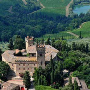 Scopri il Castello di Poppiano a Montespertoli