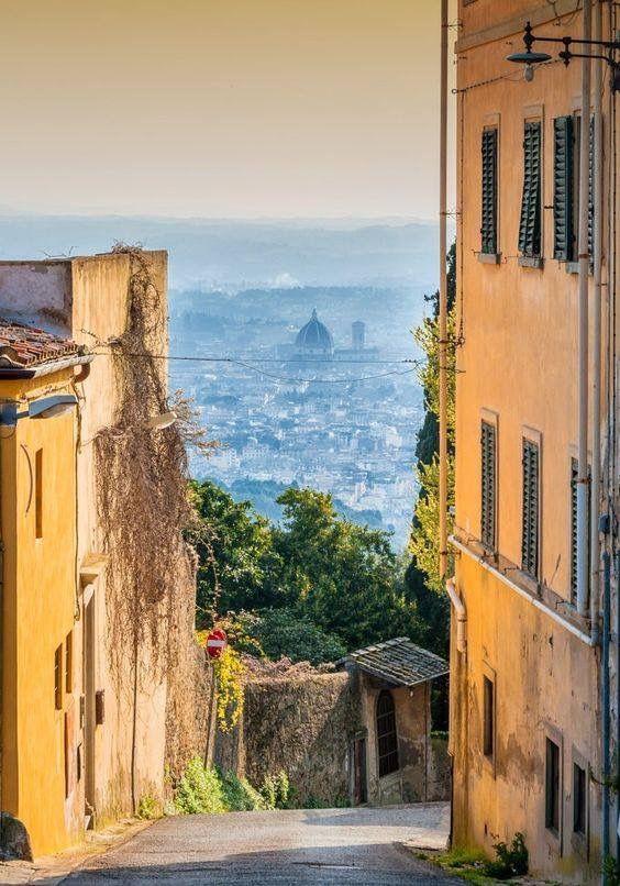 Fiesole Firenze Toscana Di Cristina Campos