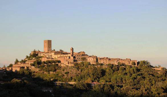 Il Borgo Minerario Di Montecatini Val Di Cecina