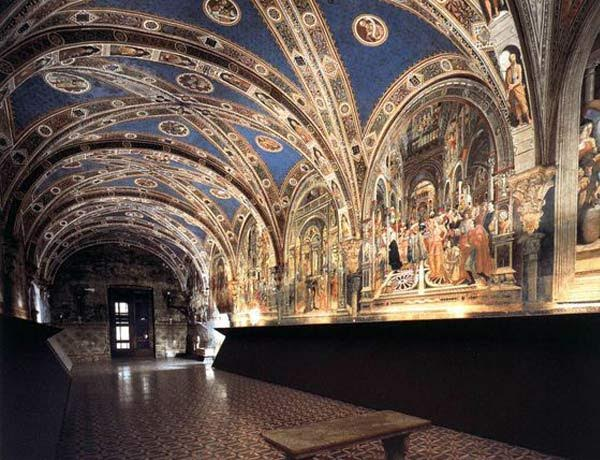 Visita Santa Maria Della Scala