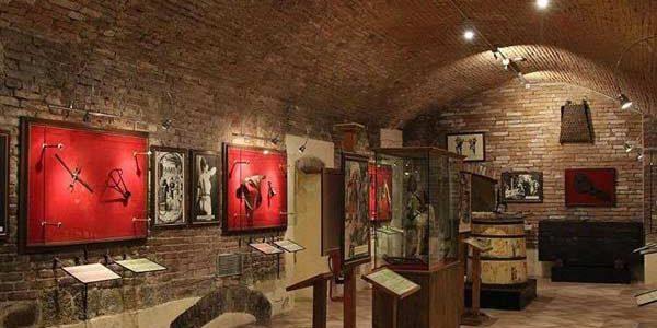 Museo Della Tortura, Siena