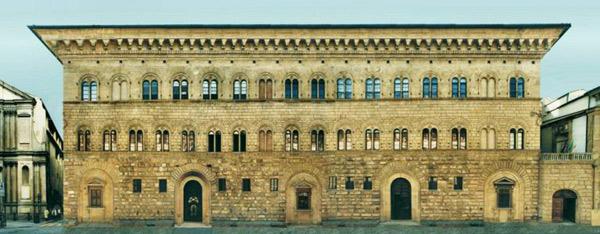 L'antica Biblioteca Riccardiana