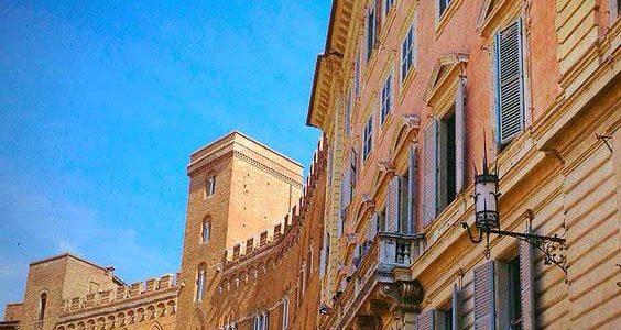 Palazzo Chigi-Zondadari, Siena