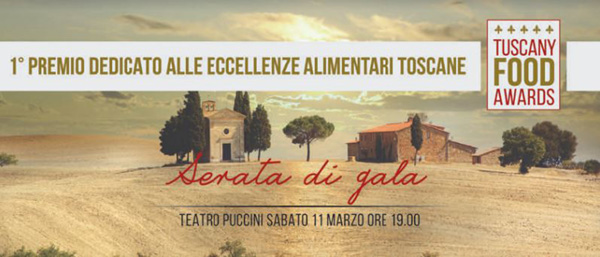 L'evento enogastronomico Tuscany Food Awards